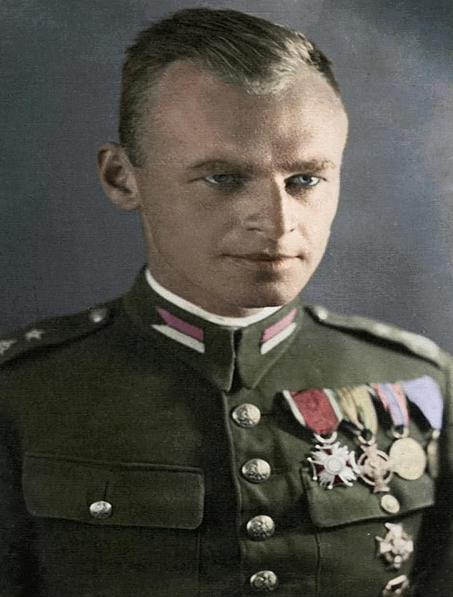WitoldPilecki-PolishresistancefighterwhovoluntarilyinfiltratedAuschwitz.jpg